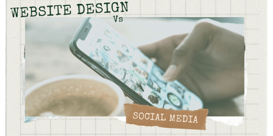 Website Vs Social Media – Which Is Better For Your Business?